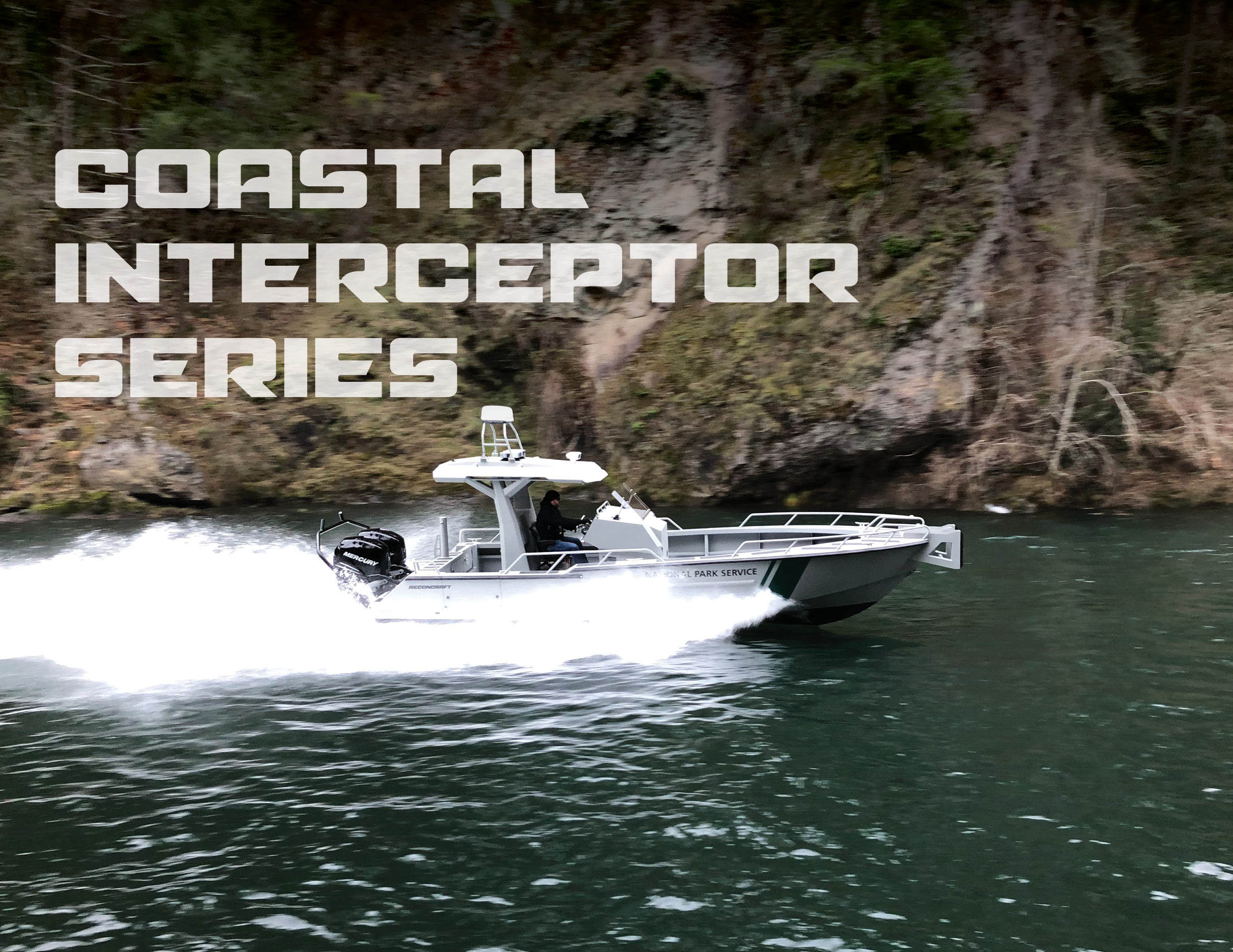 ReconCraft Coastal Interceptor Series