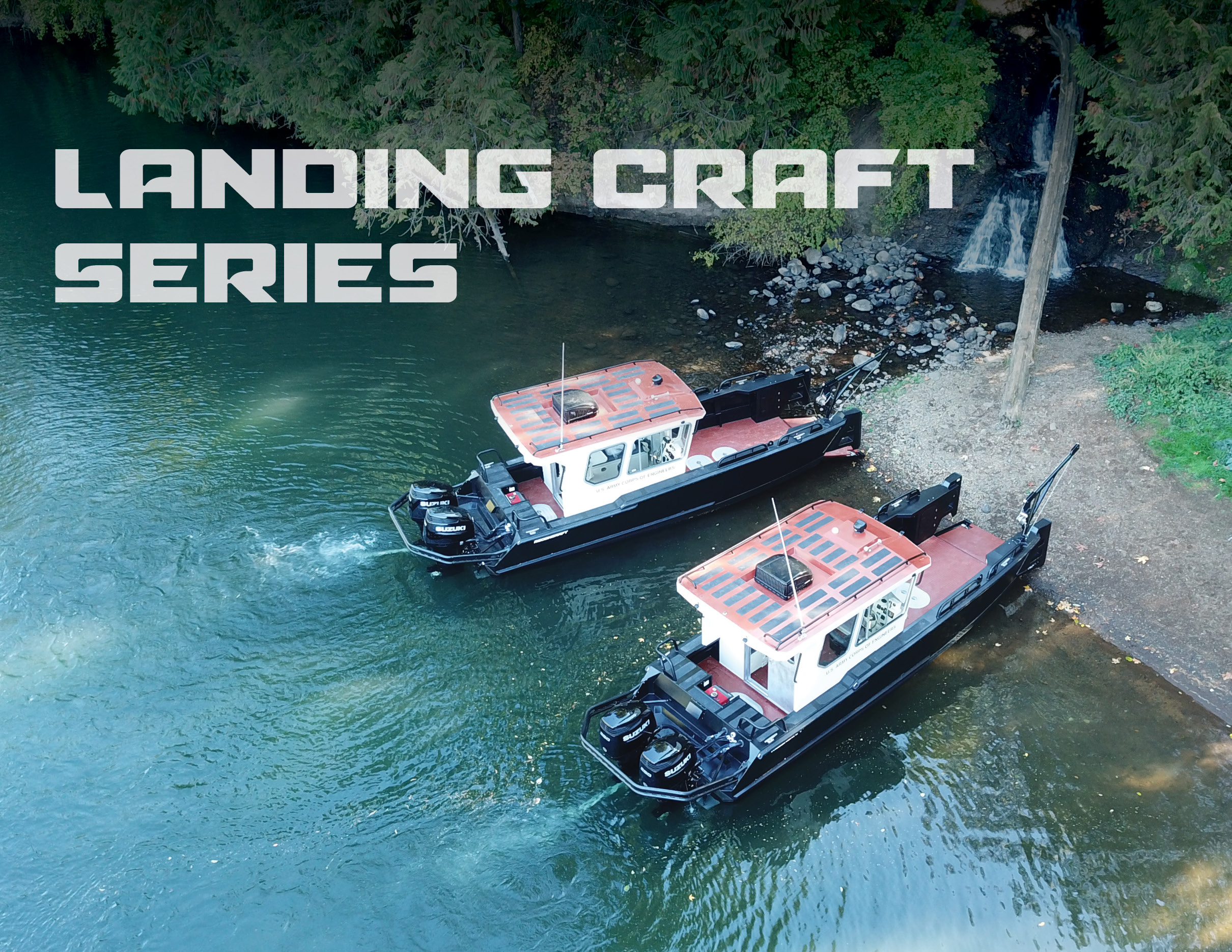 ReconCraft Landing Craft Series