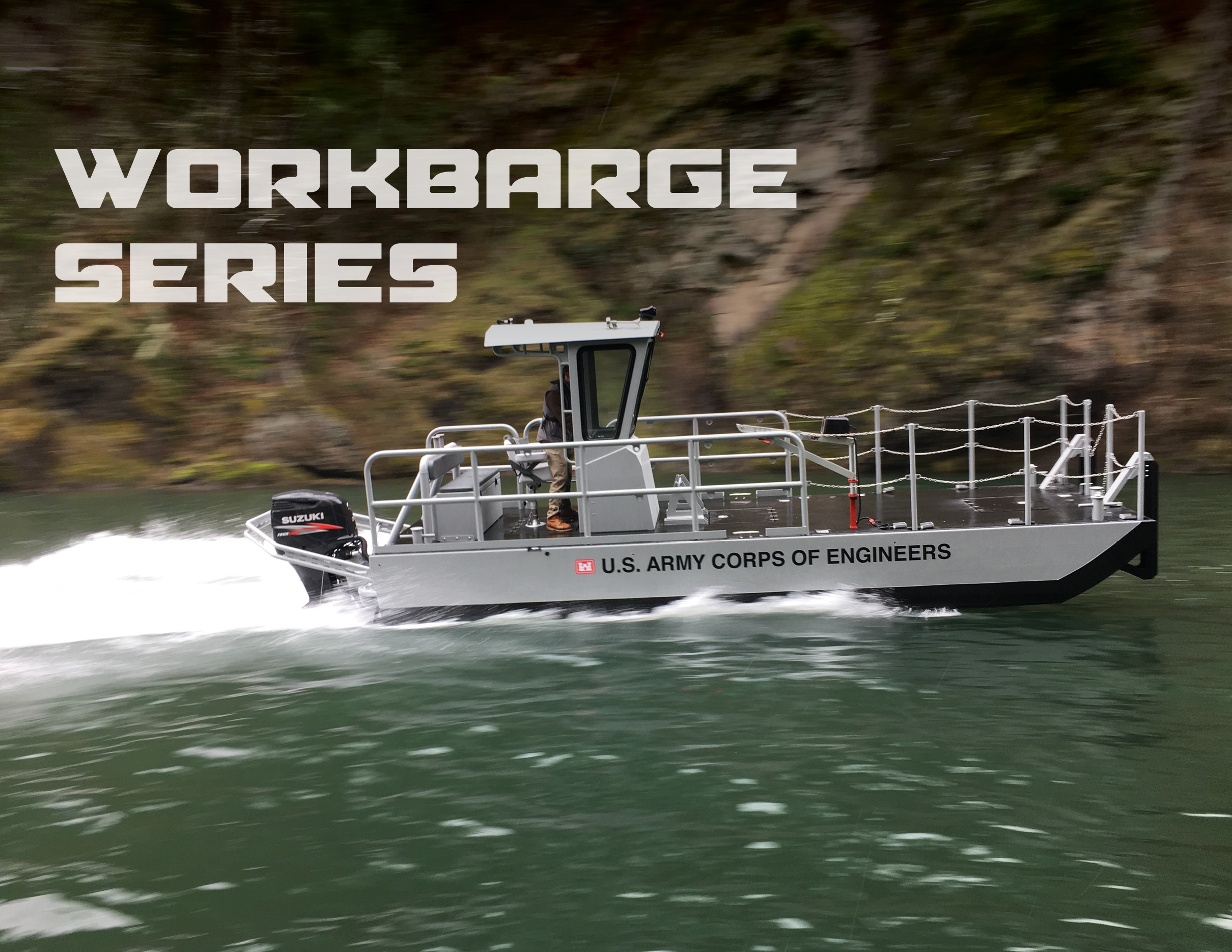ReconCraft Workbarge Series
